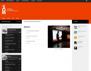 Launch of new web services for SOM.se