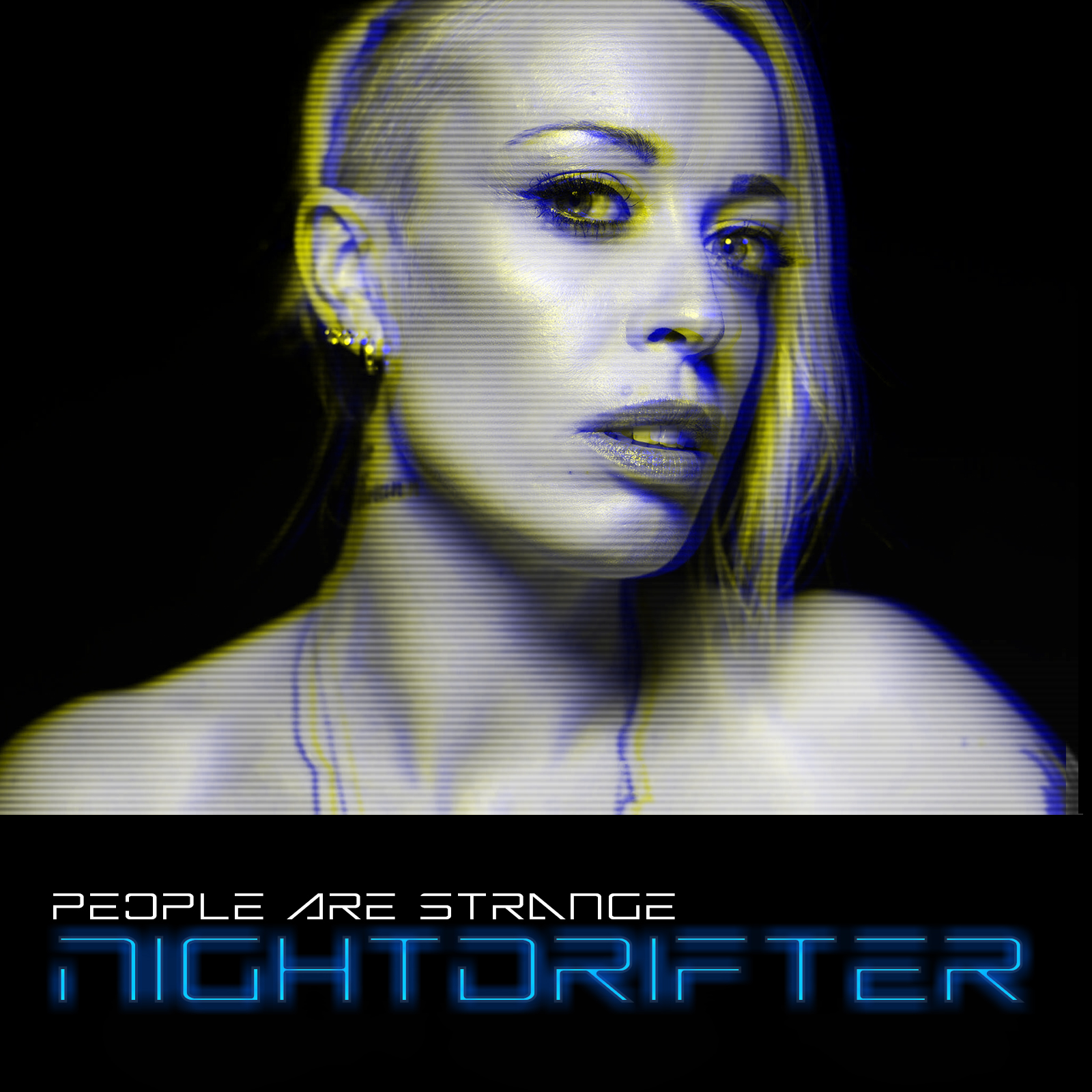 Night Drifter Is Back With A New Single 'People Are Strange'