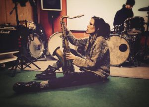 Deft Fox Digital ltd Signs up Swedish Sax Player & Singer Emma Essinger